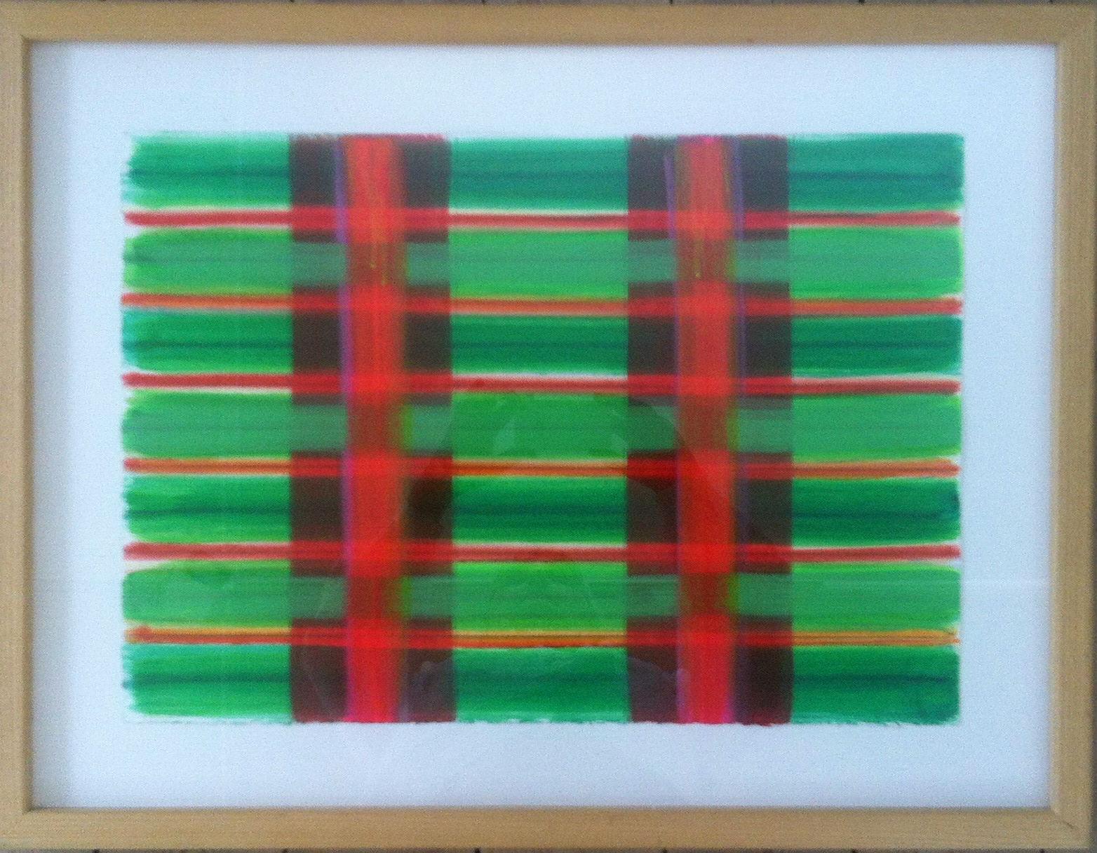 Viera Collaro, abstrakt komposition.