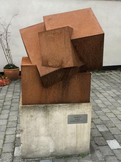 Peter Bonnen - Stor skulp